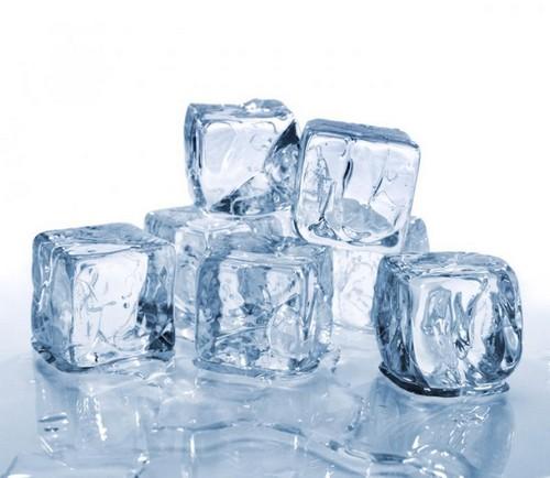 лед для снятия боли