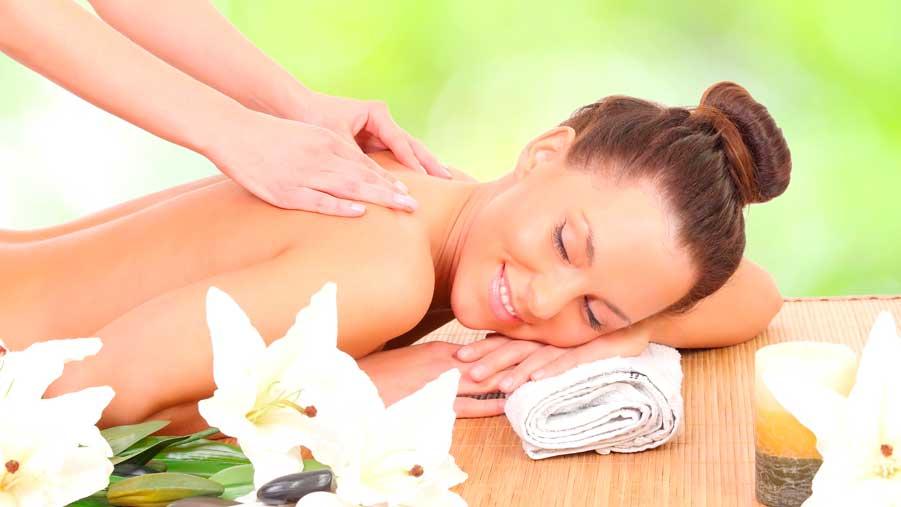 Как правильно делать массаж спины девушками 137
