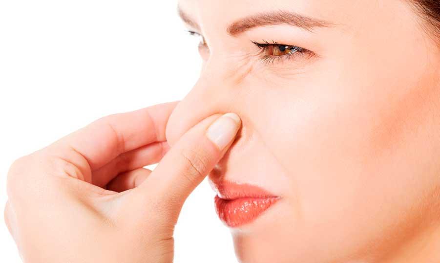 Неприятный запах после лечения эктопии