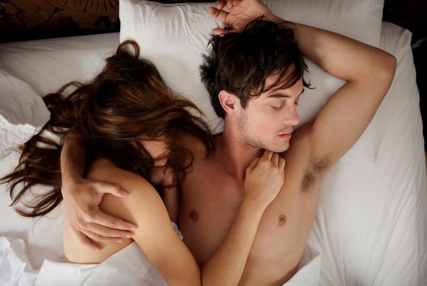 после интимной близости