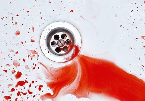 Кровотечение в ванной