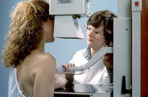подгототвка к прохождению маммографии