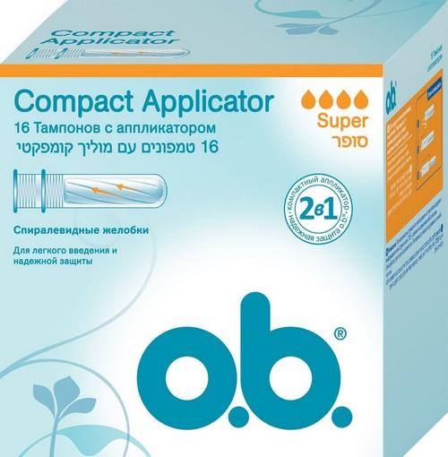 Compact Applicator Оби