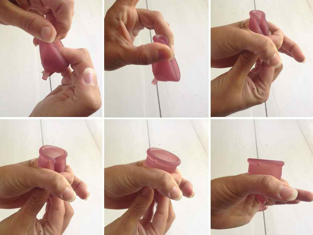 инструкция как вставить чашу методом бутона