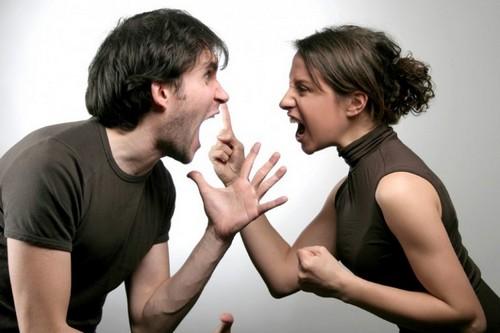 ссора влюбленных