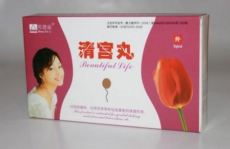 лечебные китайские тампоны